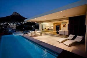 Central Drive Villa 3 bedroom Atlantic Letting Luxury Holiday Accommodation rental property pool photo Cape Town