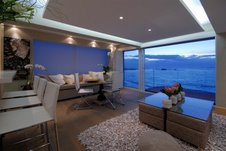 Helianthus Apartment 4th beach Clifton Cape Town Camps Bay Atlantic Letting Luxury Holiday Apartment Rental Property Accommodation lounge photo