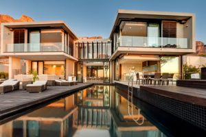 Serenity 6 Bedroom Atlantic Letting Luxury Holiday Accommodation rental properties cape town photo outside