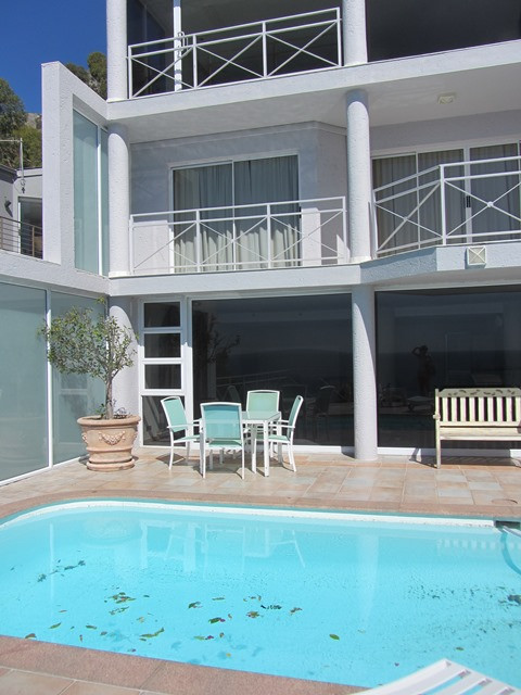 De Wet Road Villa 7 Bedroom Bantry Bay Cape Town Atlantic Letting Luxury Holiday Apartment Rental Property Vacation Accommodation pool photo