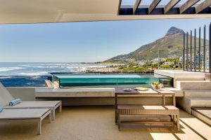Ebb Tide Villa 3 Bedroom holiday house cape town camps bay Atlantic Letting Luxury Holiday Accommodation outdoor photo