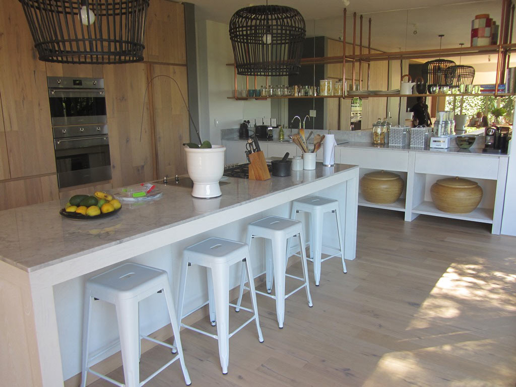 Glen Crescent 5 bedroom Atlantic Letting Luxury Holiday Accommodation Cape Town rental property photo kitchen