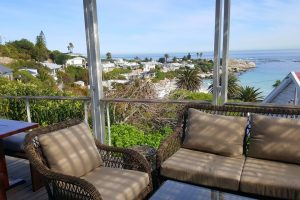 Atlantic Letting Cape Town Clifton Bungalow Holiday House 3 Bedroom sea views